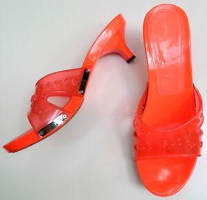 Italy Plateau Sandalette Damen Made In Zu Casadei Holzlackleder Details Gr39 Absatz QCxohsrBtd