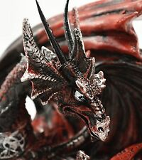 Beautiful Fantasy/Magic Dragon with Baby Statue/Ornament Highly Detailed NEW!!