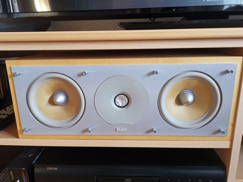 B&w, Cm4, 5.1 højttalersæt