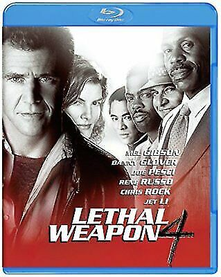 Lethal Weapon 4 Blu-ray Movie First Press Limited Special Package 287 for  sale online | eBay