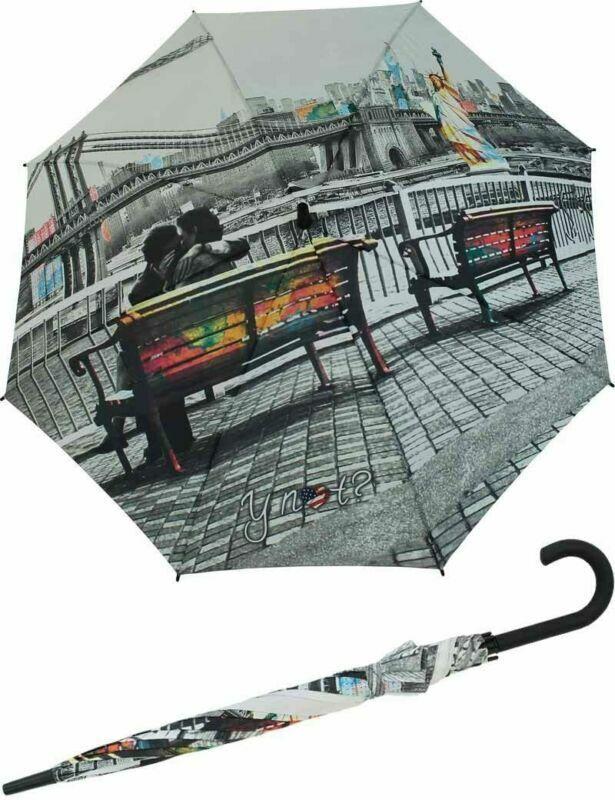 ? no y largo AC 87cm paraguas diseño fantástico New York
