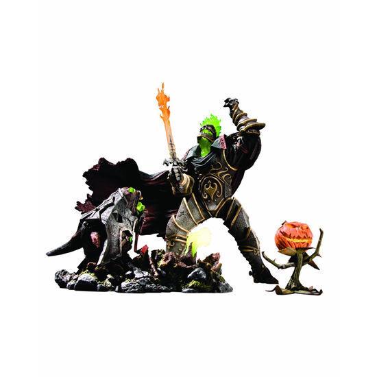 World of Warcraft Premium série 4 de Sanctifier la fin de la Nemesis  Le cavalier sans tête