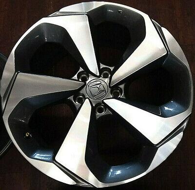 Honda Factory Rims >> 2019 Honda Accord 19 Inch Genuine Factory Original Oem Alloy Wheel Rim 64126 Ebay