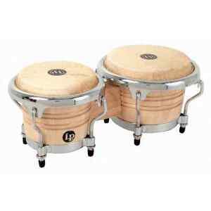 Latin-Percussion-LPM199AW-LPL-199AW-Mini-Ajustable-Bongos