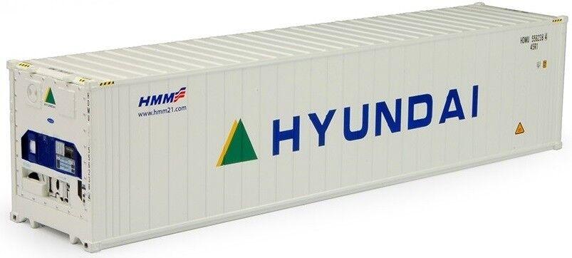 TEK70485 - Container frigo de 40 pieds aux couleurs HYUNDAI - 1 50