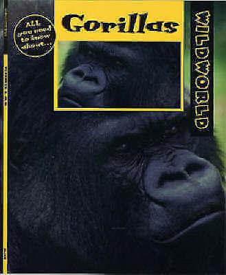 1 of 1 - Excellent, Gorillas (Wild World), Miller-Schroeder, Patricia, Book