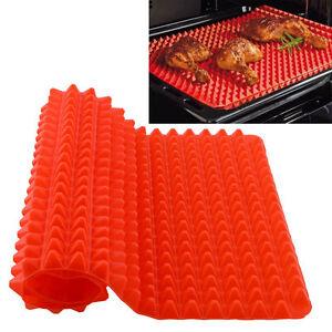 Silicone-Baking-Pan-Pyramid-Non-Stick-Tray-Oven-Sheets-Mat-39-5-27-5-1-17-17-1cm