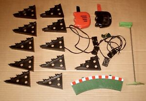 SCALEXTRIC VINTAGE CLASSIC LOT TRACK PARTS 1/32