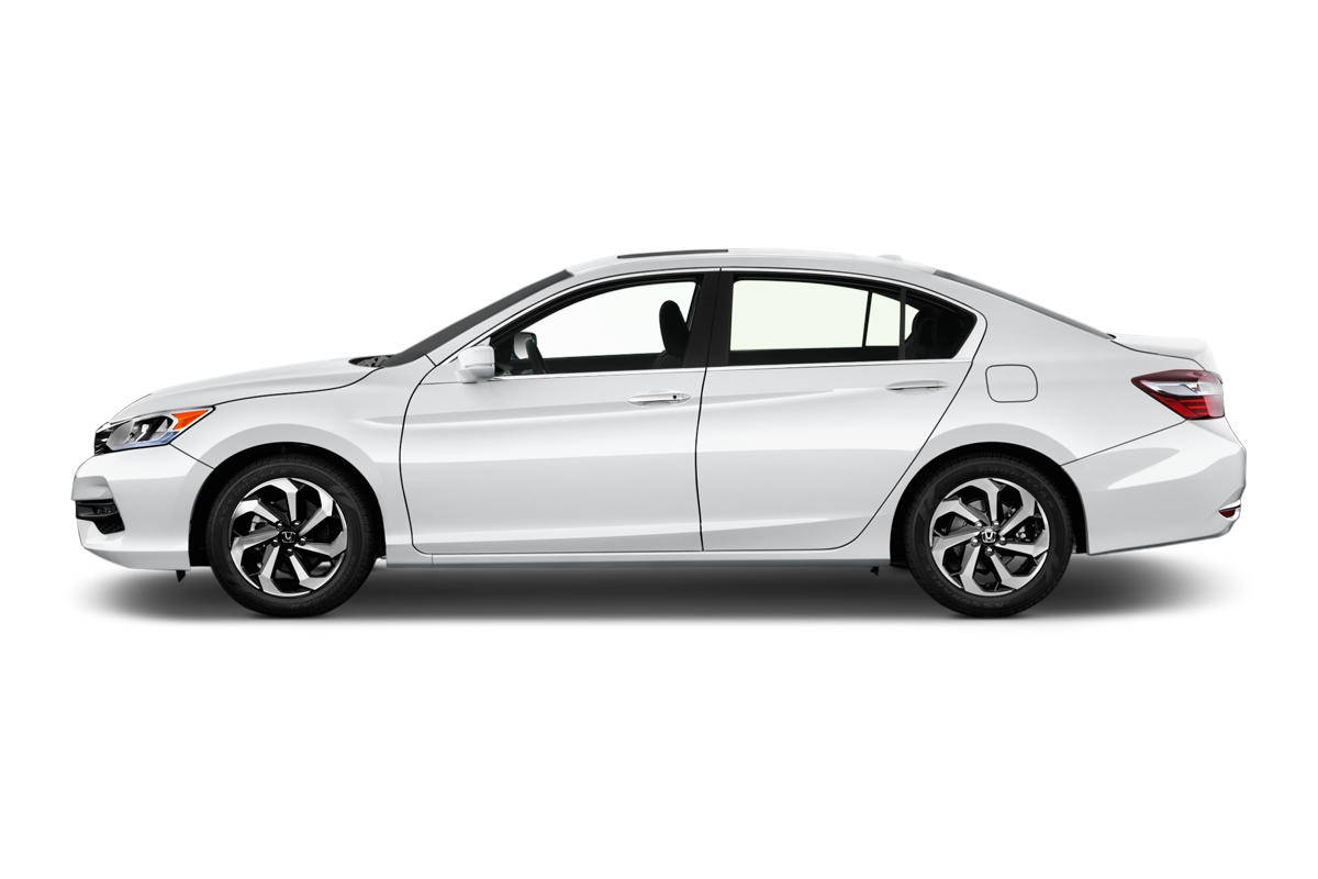 Honda Accord side view