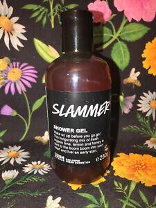 Lush Slammer Shower Gel Rare New Discontinued Lush Kitchen ...