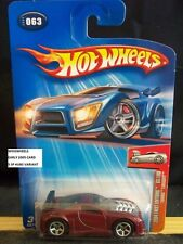 HOT WHEELS 2004 FE #63 -6 TOONED FURIOSITY BURG 5SP VARIANT 05CA