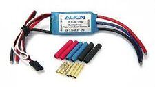 Align RCE-BL25A 25 Amp Brushless ESC Speed Control K10249TA