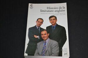 Histoire-de-la-litterature-anglaise-Collection-premier-cycle-PUF-Ref-H30