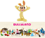 Figurines-Walt-Disney-Collection-Mickey-Mouse-And-Friends-Jouet-Statue-Bullyland miniature 36