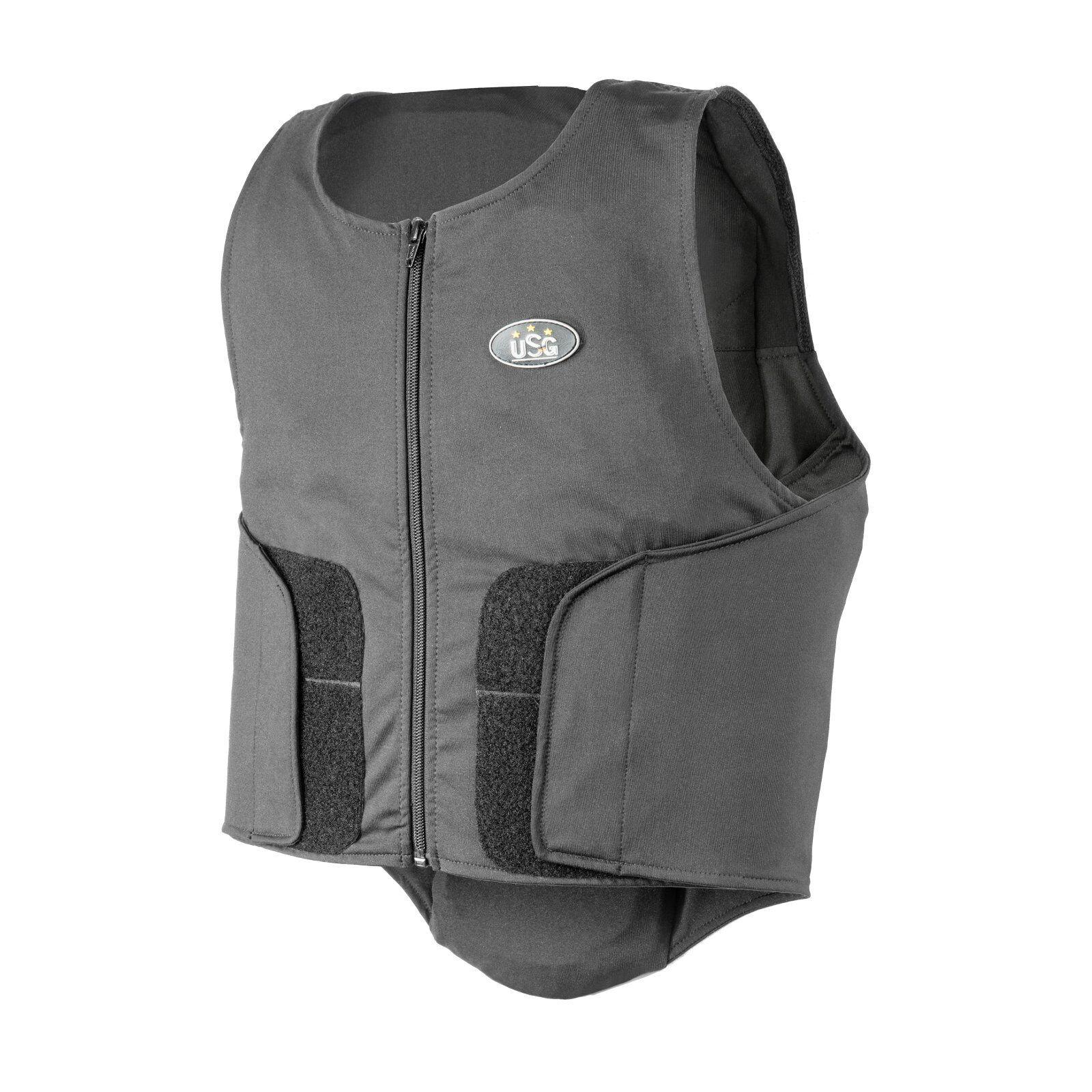 USG espalda projoección precto Evolution-m seguridad espalda projoección equitación Equitación
