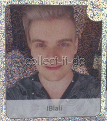 Sticker 16-PANINI-Webstars 2017-iblali