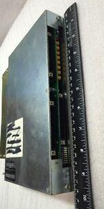 Anelva-Digital-a-Analogico-Convertidor-SM-10-Control-Estante-H11-09728-Rev-01