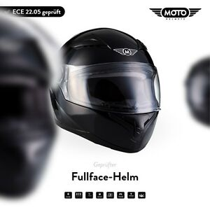 Moto-Casque-Casque-integral-scooter-Casque-de-ECE-scooter-moto-x86-black-xs-s-m-l-xl