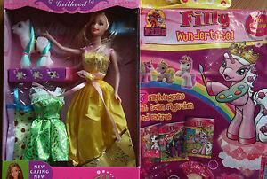 ** Magiques-piñata + Fashion Vogue Girl (4) *** Neufs ** Nouveau-tüte + Fashion Vogue Girl (4)****unbespielt**neu Fr-fr Afficher Le Titre D'origine