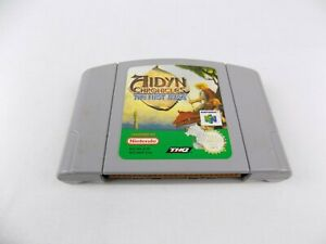 Nintendo 64 N64 AIDYN CHRONICLES THE FIRST MAGE Free Postage