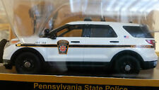 PA State Police 110th Anniversary Edition-ford Utility Police Interceptor