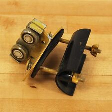 C Track Cable Trolley Trolley Has 2 Bolts Rubber Amp Plastic To Clamp Used
