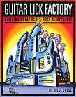 Guitar Lick Factory: Building Great Blues, Rock & Jazz Lines by Jesse Gress (Paperback, 2003)