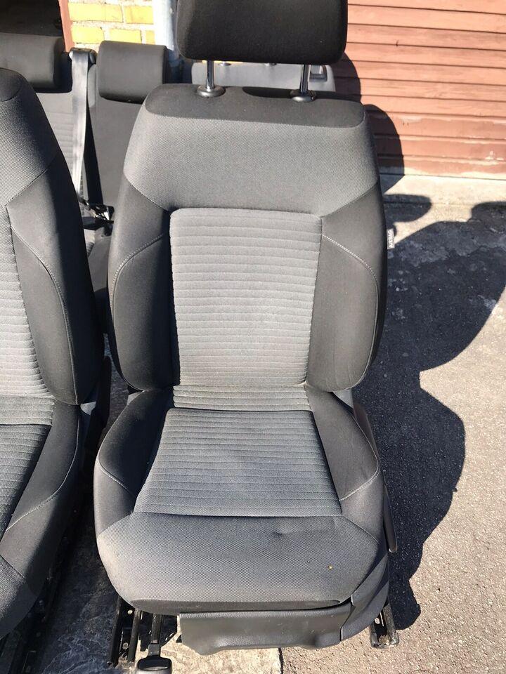 Sæde og seler, Sæder, VW Polo