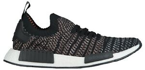 176ce88e128106 Adidas Men s NMD R1 STLT Primeknit Shoes Core Black Grey B37636 c