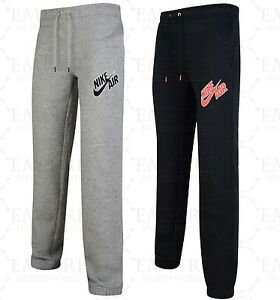 New-Men-039-s-Nike-Air-Fleece-Joggers-Tracksuit-Bottoms-Track-Sweat-Jogging-Pants