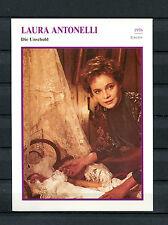 Starkarte Laura Antonelli - Italien 1976  (ST5)