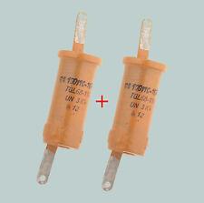 100 pF 3 kV lotto di 2 DDR DRALORIC VISHAY tipo RF Power Condensatori Ceramici