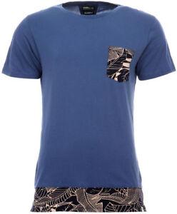 O'Neill OKANDA TEE Herren T-Shirt Freizeitshirt Relaxed-Fit blau