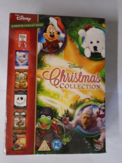 Disney Christmas Collection, DVD NEW & Sealed K1 / C10