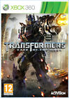 Transformers Dark of The Moon Xbox 360 Game PAL Complete Fast Post