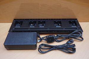 Details about Zebra CRD-TC51-5SCHG1-01 5 TC51 TC56 TC510K TC56CJ 5 Slot  Charging Cradle READ!