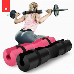 Foam-Padded-Barbell-Squat-Pad-Weight-Lifting-Pull-Up-Neck-Shoulder-Protect