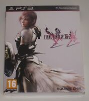 Final Fantasy XIII-2 PS3 Limited O Ring Slipcover Edition Slipcase Sealed Sleeve