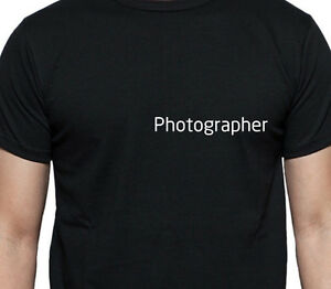Fotografo-T-shirt-maglietta-personalizzata-LAVORO-WORK-Shirt-personalizzata