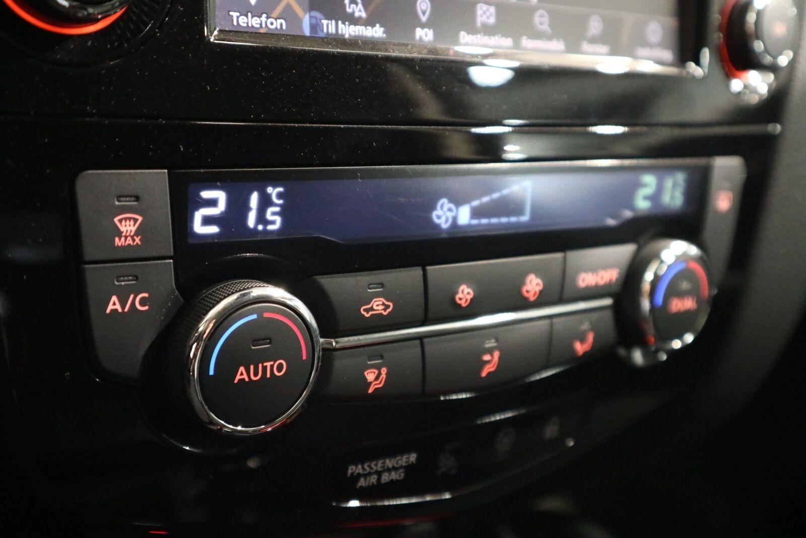 Nissan Qashqai 1,5 dCi 115 N-Connecta - billede 9