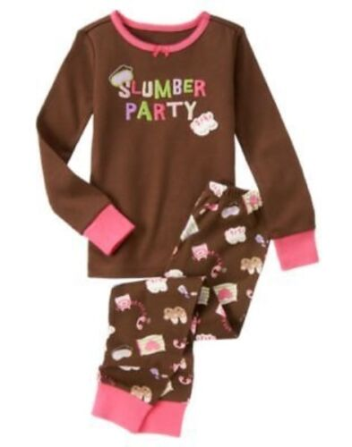 GYMBOREE SLEEPWEAR COOL CAT  2pc PAJAMAS GYMMIES 6 12 18 24 3 4 5 6 7 NWT