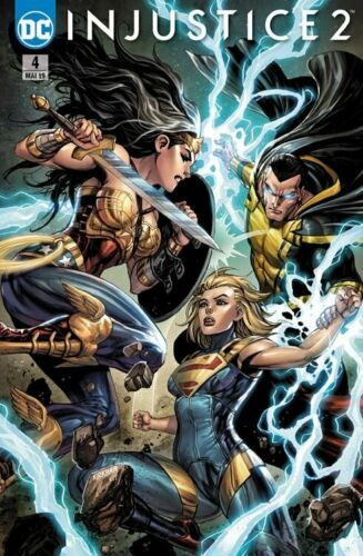 Injustice 2 Band 4   Panini Comics Neuware