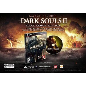 Video Games & Consoles Buy Cheap Steelbook Collectors Darksouls 2 case Only