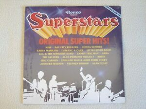 V.A. RONCO PRESENTS SUPERSTARS US 1978 Still Sealed Mint - Kiss Abba The Sylvers - Seevetal, Deutschland - V.A. RONCO PRESENTS SUPERSTARS US 1978 Still Sealed Mint - Kiss Abba The Sylvers - Seevetal, Deutschland