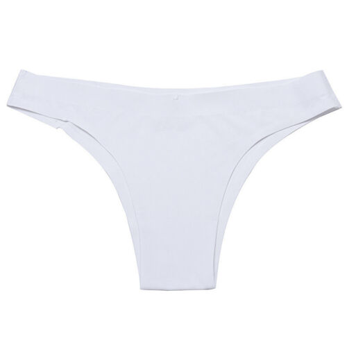 Damen Panties String Tanga Unterhose Slip Dessous Unterwäsche Nahtlose Neu