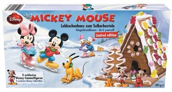 (2,26€/100g) Mickey Mouse Lebkuchenhaus 485g - zum selberbaseln