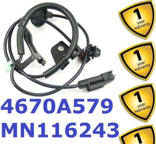 Mitsubishi Outlander 2.0 2.2 2.4 Di-D 2006-11 Rear Left ABS Sensor MN116243