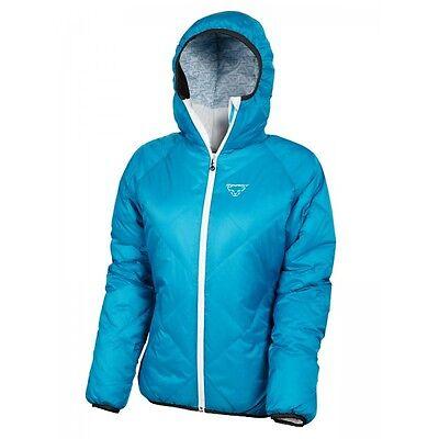 Dynafit Aurora Daunenjacke Damen Winter Mantel Ski Fidschi blau Größe M | eBay