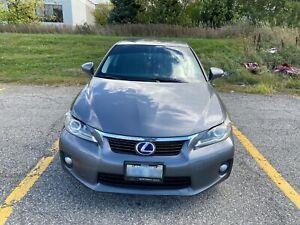 2012 Lexus CT 200h -