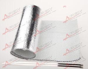 Universal-Starter-Distributor-Aluminized-Heat-Shield-Reflective-Mylar-For-Motor